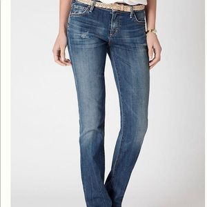 NWT Citizens Of Humanity Ava Straight Leg Jeans